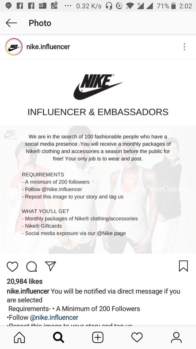 Meseta fricción sucesor  Nike on Twitter: