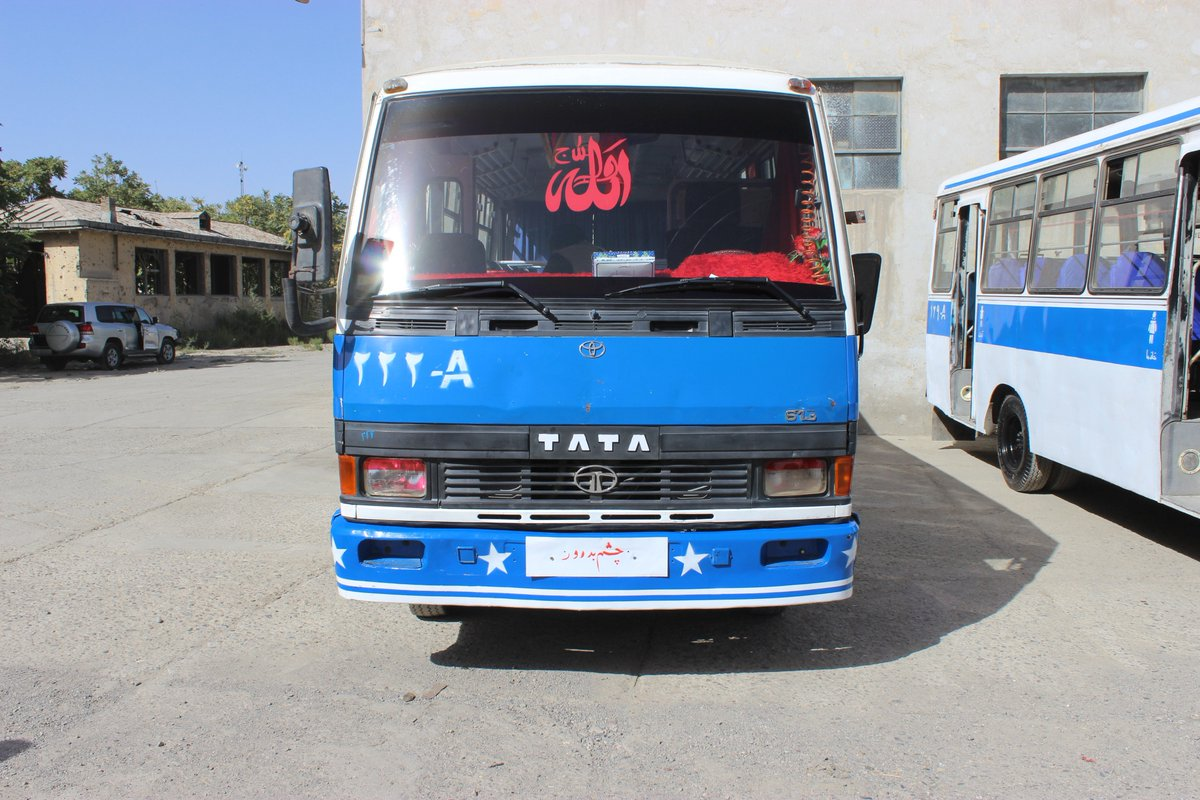 India In Afghanistan On Twitter Under A MoU Signed 26 Nov 2017 For USD 287 Million 350 Mili Buses Are Being Refurbished To Boost Public Transport