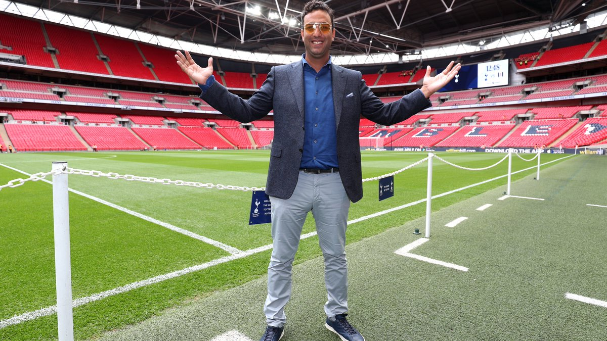 🗣It was an honour to play for Tottenham. 🇪🇬 We caught up with @midoahm at @wembleystadium ahead of yesterdays win over Fulham. #COYS