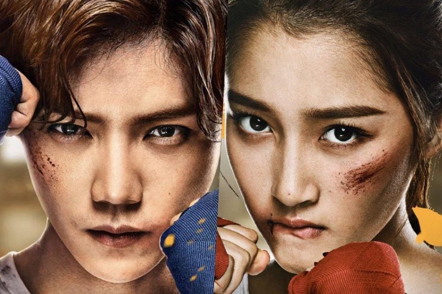 When Fighters Fall In Love: 5 Reasons To Watch #Luhans #SweetCombat soompi.com/article/120918…