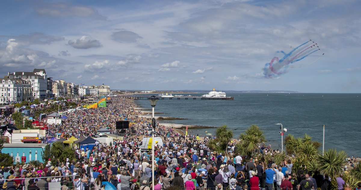 Eastbourne Air Show >> Eastbourne Airshow On Twitter Just Over 1 Hour To Go Until The Raf