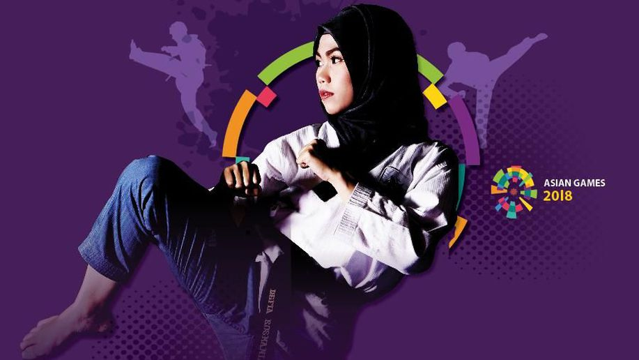Defia Rosmaniar Peraih Emas Pertama Indonesia di Asian Games 2018! https://t.co/vPkF9RVfbB https://t.co/pcloRlRJOY