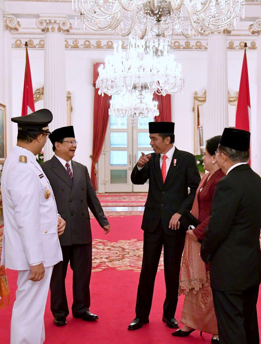 PPP: Pertemuan Jokowi-Prabowo Bakal Dinginkan Suhu Politik https://t.co/hqtQETtwkC https://t.co/vsPnZFLVph