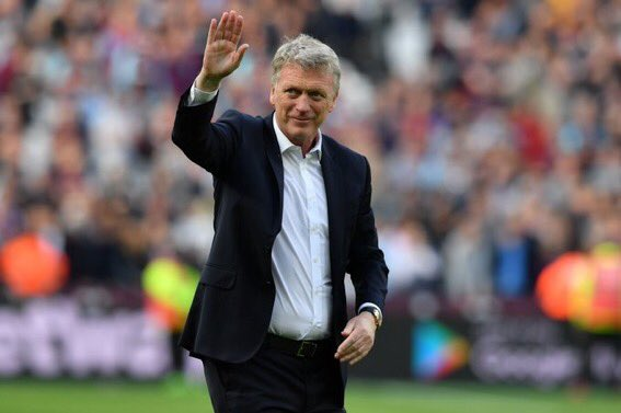 David Moyes has emerged as the leading candidate to be the next manager of USA. Photo