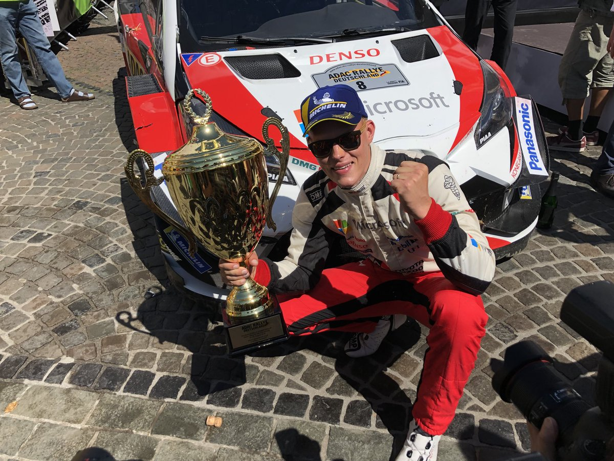 WRC RALLYE  D'ALLEMAGNE (ASPHALTE) du 16 au 19 août 2018 - Page 2 Dk9abJLW4AAjUjW