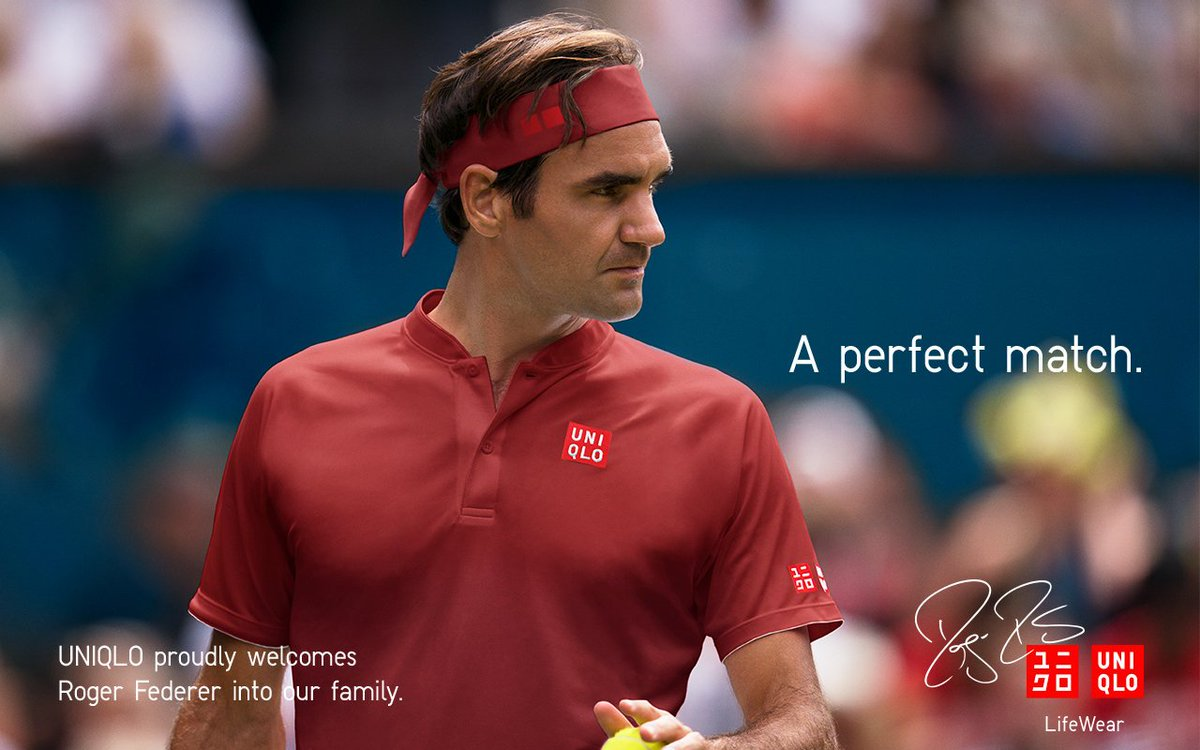 Roger´s outfit for @usopen  A Perfect Match: Join Roger Federer at UNIQLO 5th Ave @UniqloUSA   https://www. uniqlo.com/us/en/page/rog er-federer-a-perfect-match.html &nbsp; … <br>http://pic.twitter.com/ksDQFuuQ4g