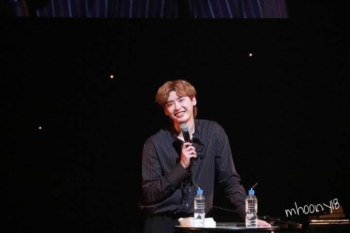 2018.08.19 #이종석 #LeeJongSuk FanMeeting Crank Up in Japan   ©astagged <br>http://pic.twitter.com/sjuAd6AIIl