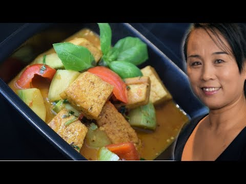 Lime-Curry Tofu Stir-Fry (Chinese Vegetarian Recipe) - Cooking View - https://t.co/DjsZdXcDUk https://t.co/HnuWtmbpNz