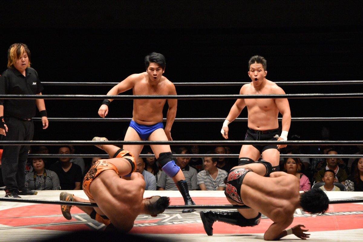 BJW: Masashi Takeda y Hideki Suzuki, monarcas inamovibles 6