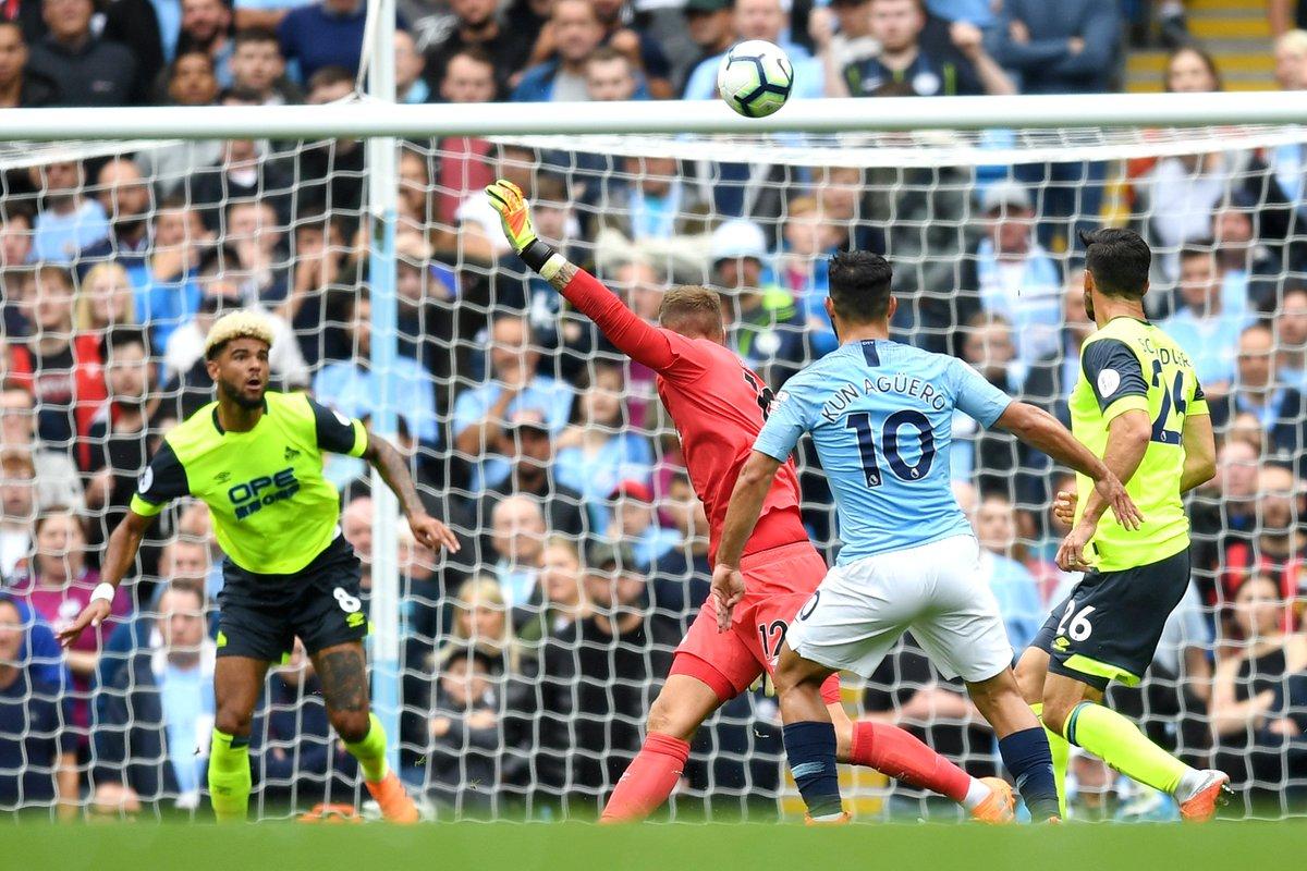 12 - Sergio Aguero has scored 12 goals in his last eight Premier League appearances at the Etihad Stadium. Chip.