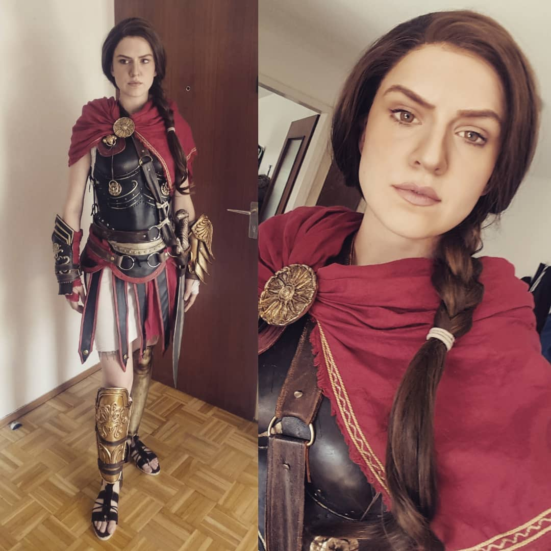 The Rpf On Twitter Kassandra From Assassin S Creed Odyssey By