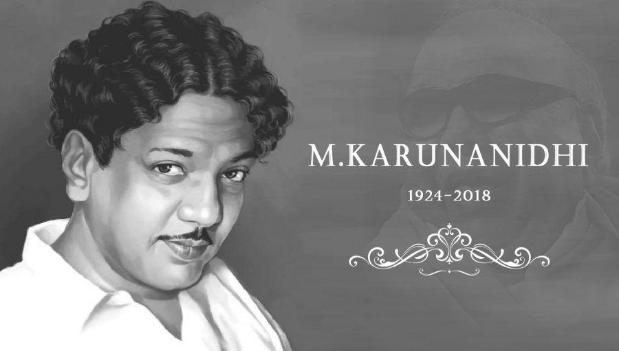 Karunanidhi death