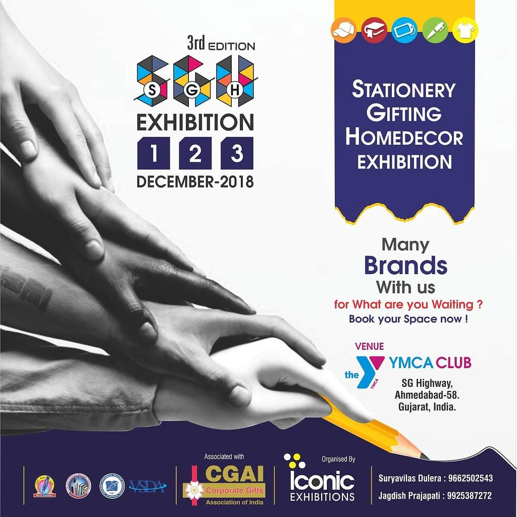 Sgh Expo 2018 Ahmedabad Sghexhibition Twitter