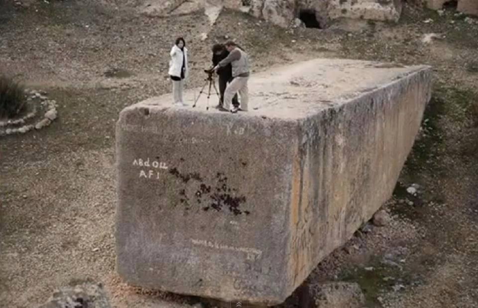 Anunnaki&#39;s Megalithic stones #anunnaki #amonra #nibiru #planetx #Pyramids #shafakgokturk #anunnakieverywhere  #ninmah #anunnaki_theory #stones #megalithic<br>http://pic.twitter.com/UsT5YO072X