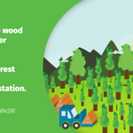Image for the Tweet beginning: Sustainable wood means better livelihoods,