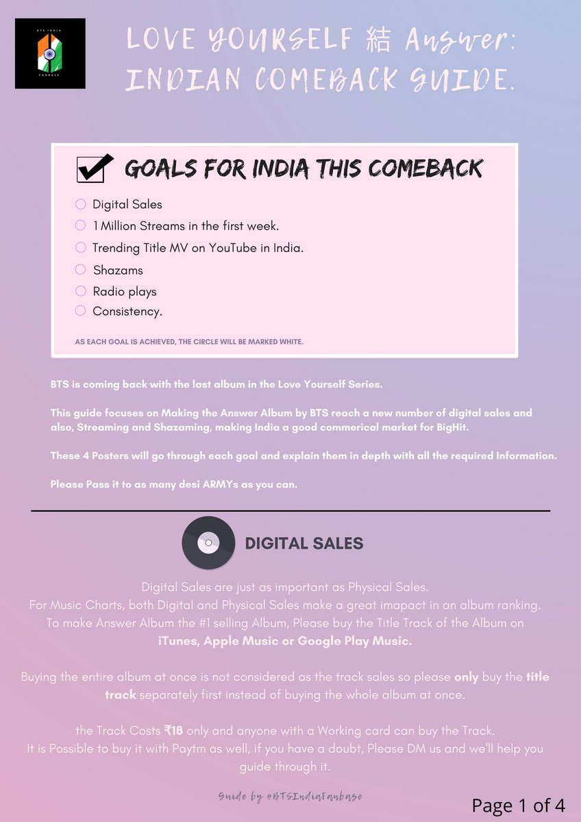 BTS INDIA FANBASE 🇮🇳 on Twitter: