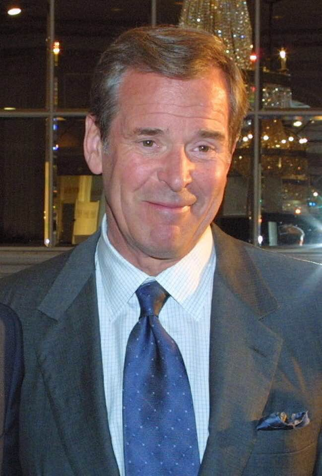 Peter Jennings died on this day in 2005. He would have turned 80 this year. We miss you, Peter. https://t.co/N5d0hmghBJ