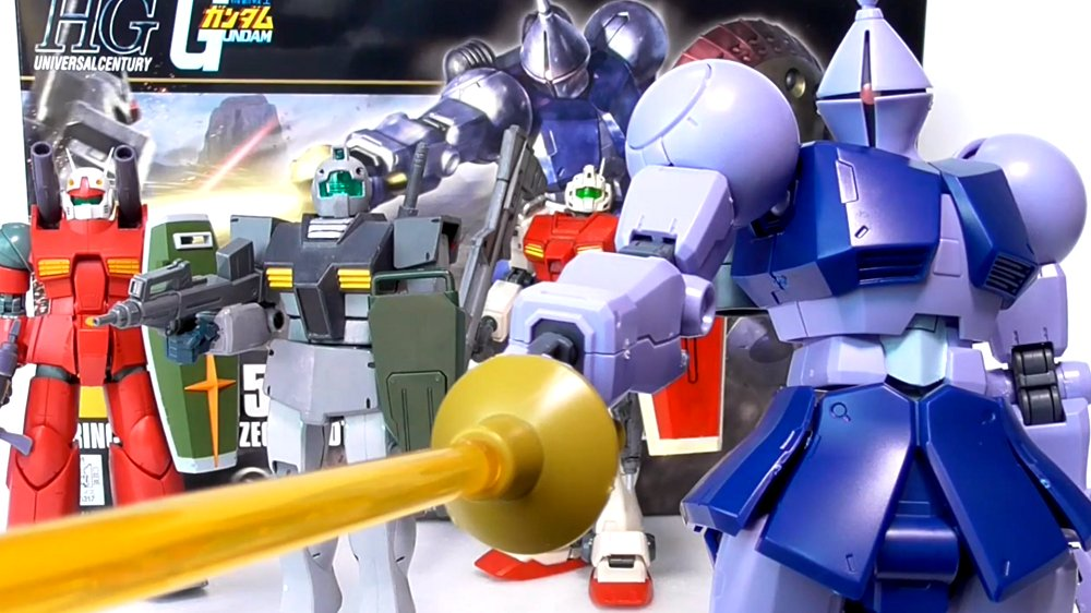 ROBOT魂 機動戦士ガンダム  YMS-15 ギャン ver. A.N.I.M.E.に関する画像2