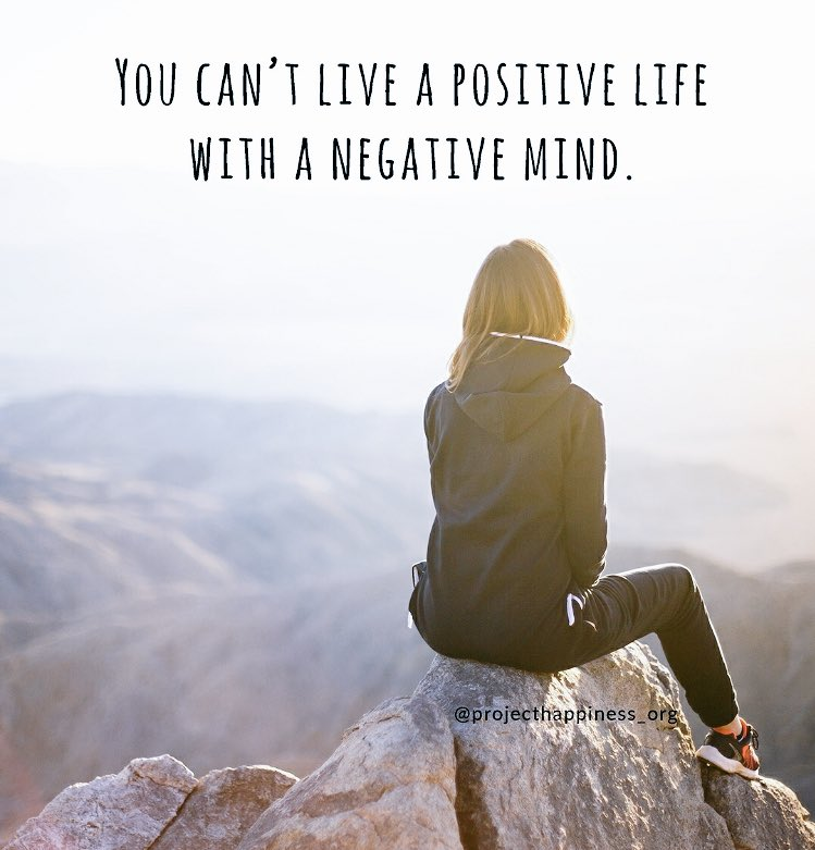 The more your brain is wired for the positive experiences in your life, the more your neuronetwork starts to change. Maximise the small positive things and that will gain momentum and have impact.  #projecthappiness <br>http://pic.twitter.com/AliuVnhkrG
