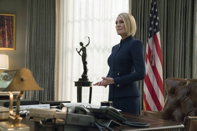 Netflix divulga data de estreia da temporada final de 'House of Cards' https://t.co/zXugXyq4p2