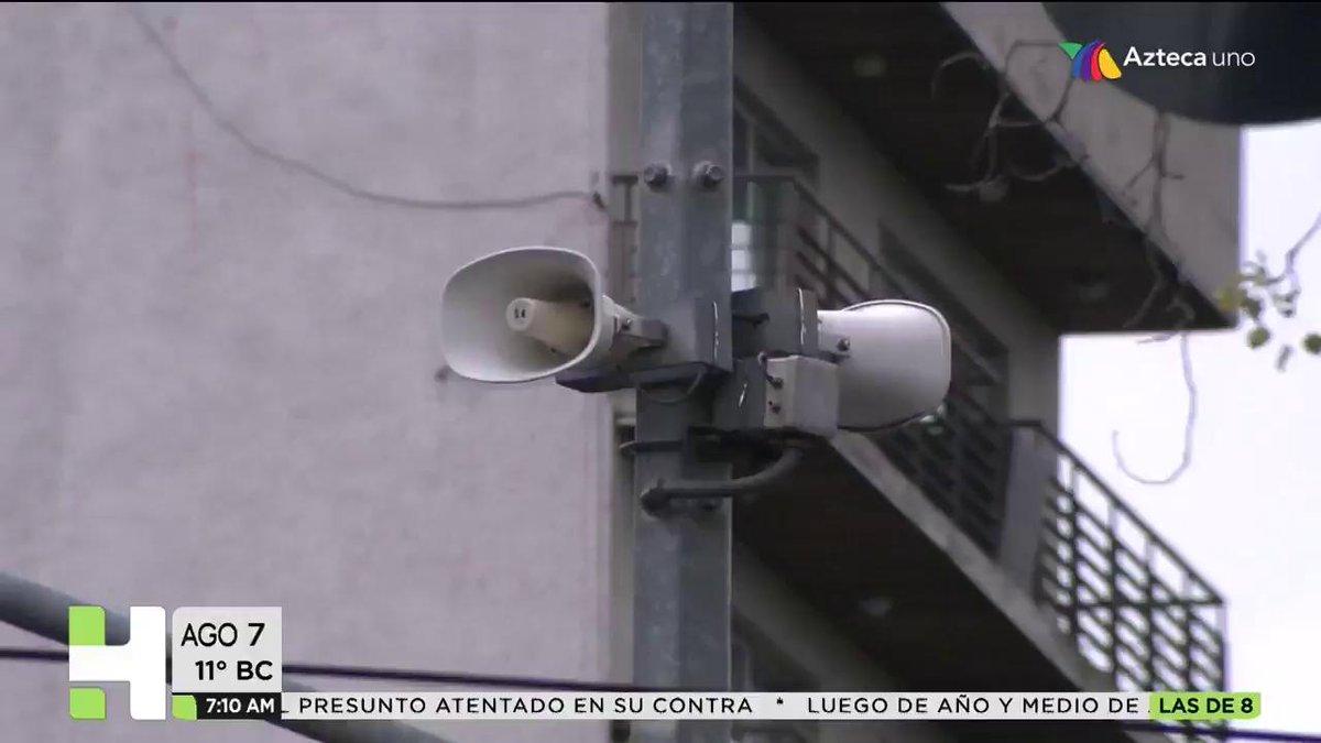 Azteca Noticias's photo on #AlertaSismica