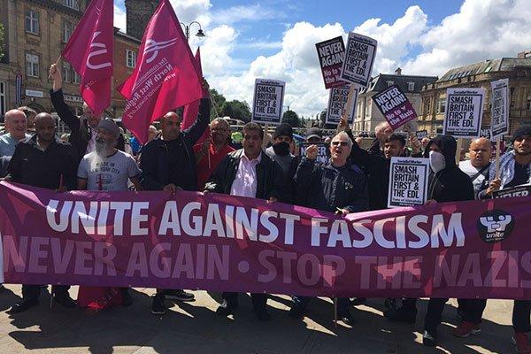 Image result for anti fascists uaf