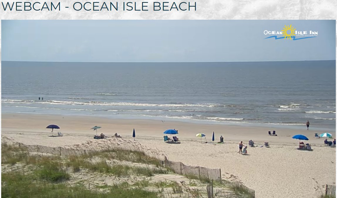 Ocean Isle Inn On Twitter Are You In Need Of Some Beach Therapy If So Check Out Our Cam And Get Your Fix Https T Co 8f5rbt7ec6