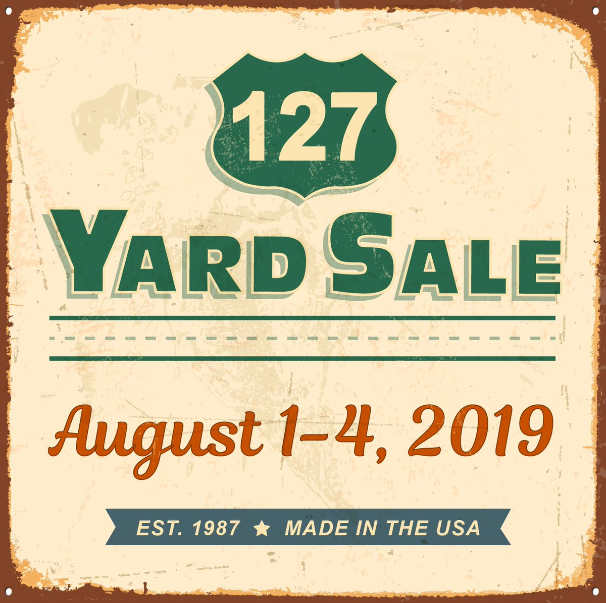 Yard Sale Yardsale Twitter - August 1