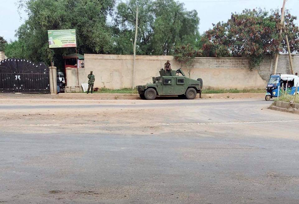 اول صوره لعربات HMMWV الاثيوبيه  DkArAY5W4AAJv6L