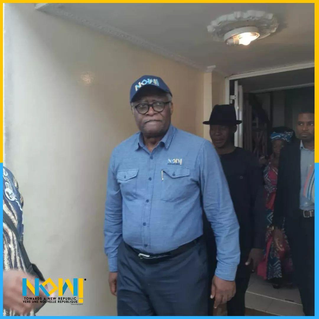 Cameroun-présidentielle2018 : Sa candidature validée, Akere Muna travaille à la coalition des candidats de l'opposition