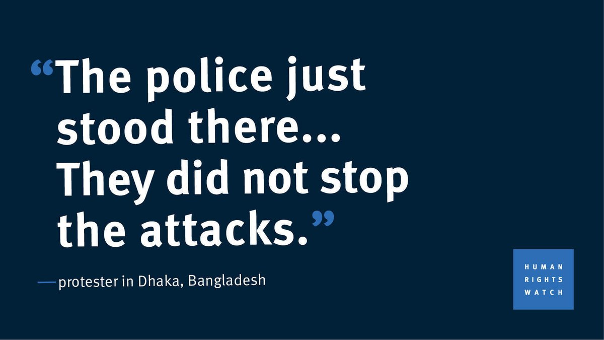 human rights watch on twitter quote of the day from bangladesh