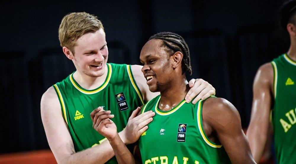 Tamuri Wigness is locked in on the NBA ➡️bit.ly/2AQQ7R1 by @kein #AussieHoops #NBA #FIBAU18Asia
