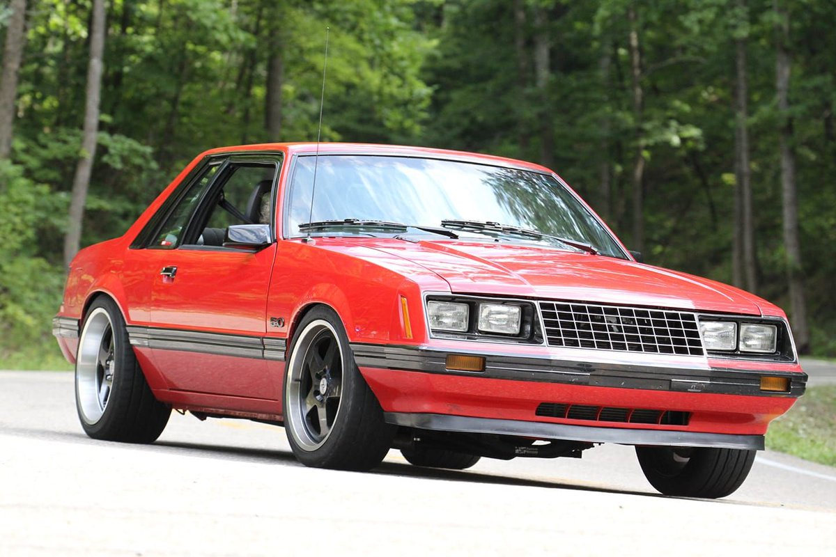 Fox Body Mustang Parts >> Cj Pony Parts On Twitter Some Foxbody Love Out To Eric W