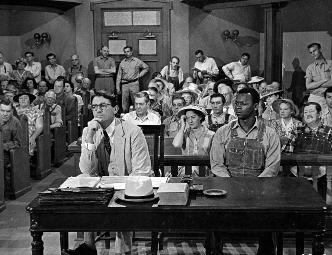 prejudice in to kill a mockingbird