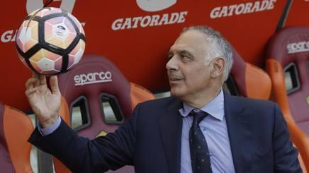 """#Roma, #Pallotta: """"CR7 farà fatica, e poi mi chiedo come lo pagheranno"""" http://rosea.it/f0f16c15gr #serieA #roma  - Ukustom"""