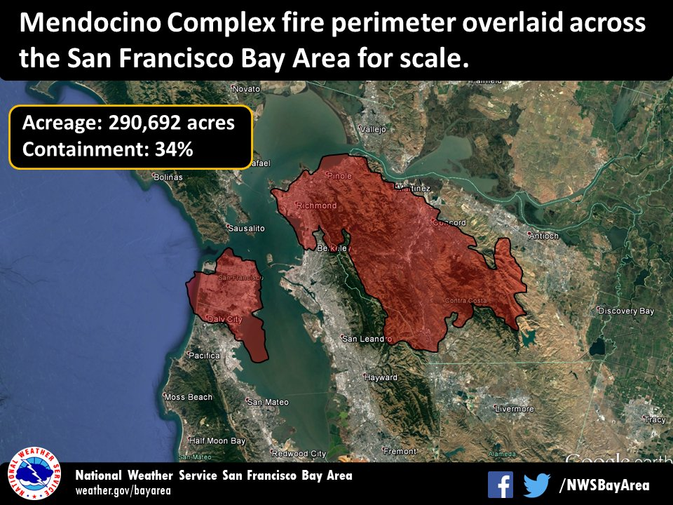 California's biggest wildfire ever, still growing, cancels start of school year