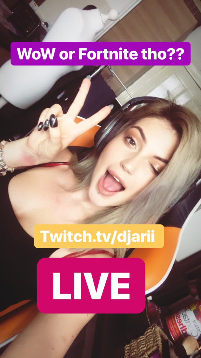 Djari328 Twitch  - Live 💛 twitter @Djari328