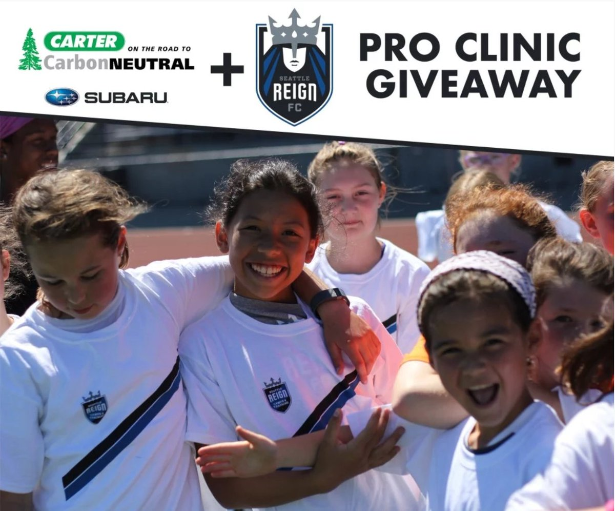 Visit the link below for a chance to win free registration to our August 25 Pro Clinic, courtesy of @CarterSubaru.   SIGN UP: https://t.co/bMrg00QZcX https://t.co/2qImheEHrK