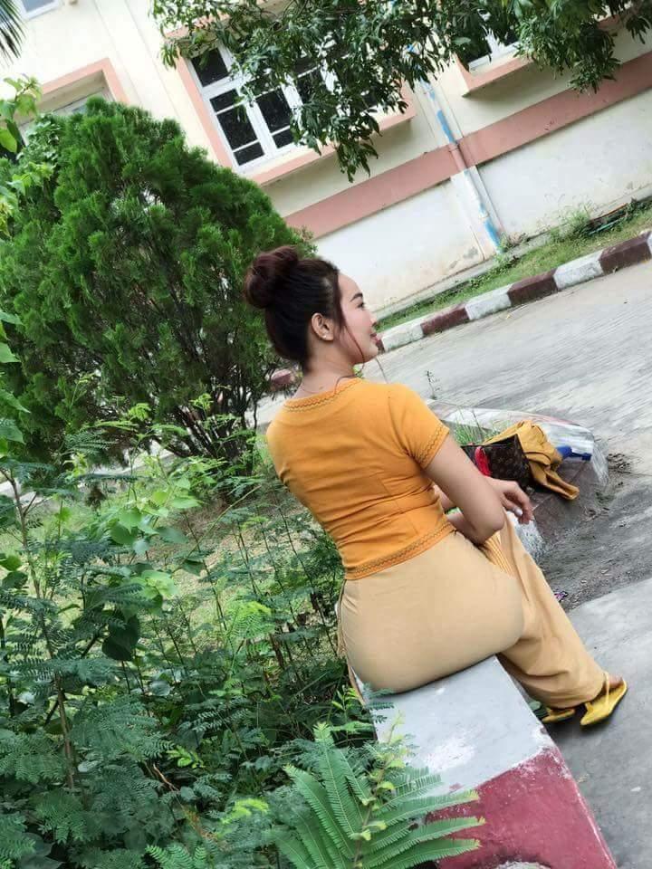 Fucket Burmese Women Sexy Girls