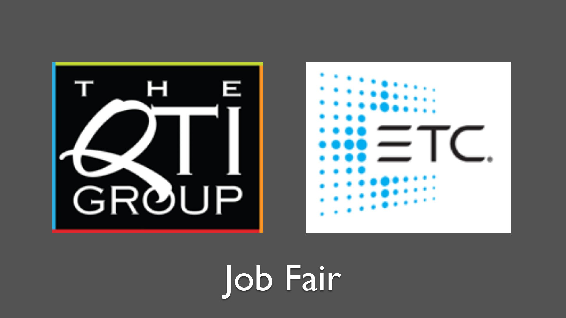 the qti group on twitter only one more day until we will be at etc in middleton don t miss this chance to work with a fun and cutting edge company https t co igiwnesu9a https t co i2p6ovhx2c twitter