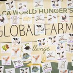 Image for the Tweet beginning: #GlobalFarmChallenge update! We're more than