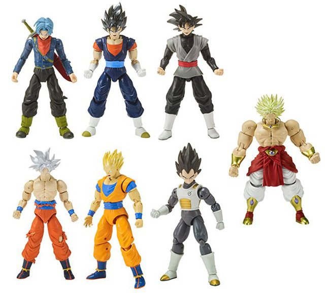 Bigbadtoystore On Twitter Dragonballsuper Dragon Stars New Waves