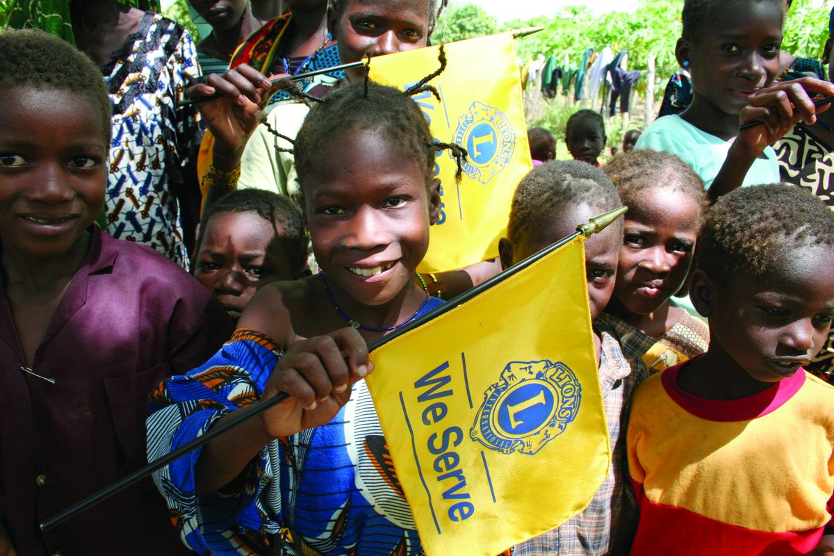 test Twitter Media - Lions Clubs International Foundation has earned its seventh consecutive 4-star rating from @CharityNav!  #BE100 👏💯 https://t.co/LX2zR3Zff4 via @YahooFinance https://t.co/0qDrrFGQQO