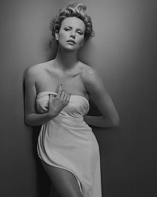Happy 43nd Birthday Charlize Theron