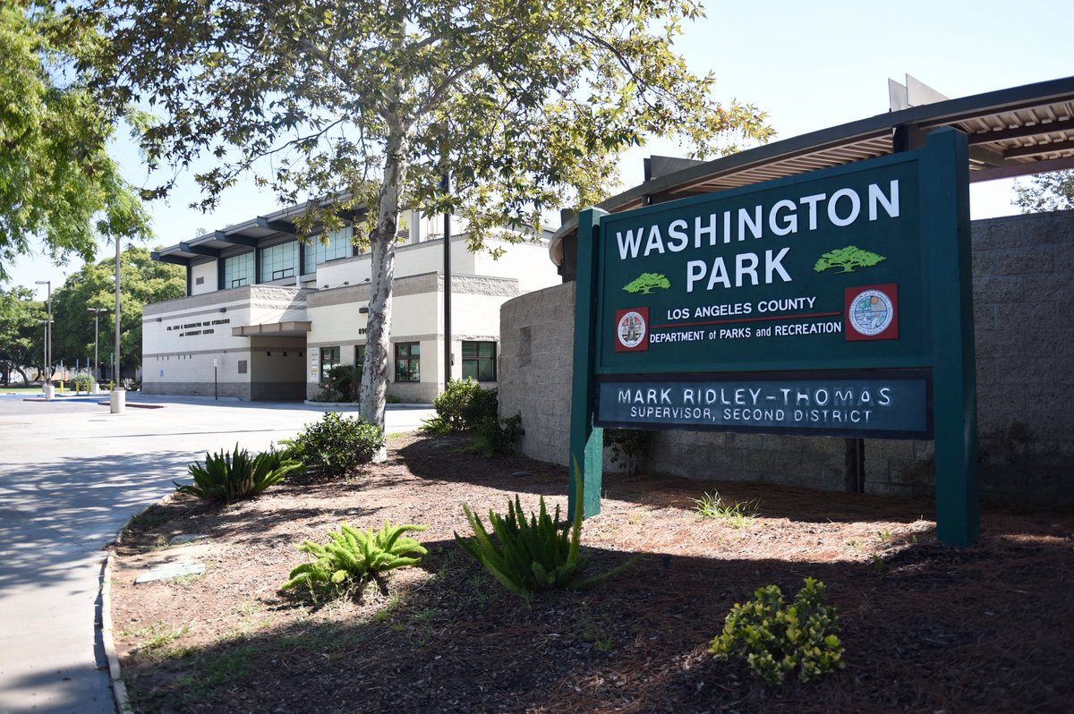 L A  County Cooling Centers
