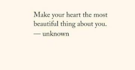Your #heart is the most #beautiful thing about you.  RT @rasanruco  #enterprenur  #SuccessTRAIN #mpgvip #spdc #MakeYourOwnLane #love #happy  #Startup #Success  #motivation #quotes #SEO #Inspiration<br>http://pic.twitter.com/14JAjVxhqO