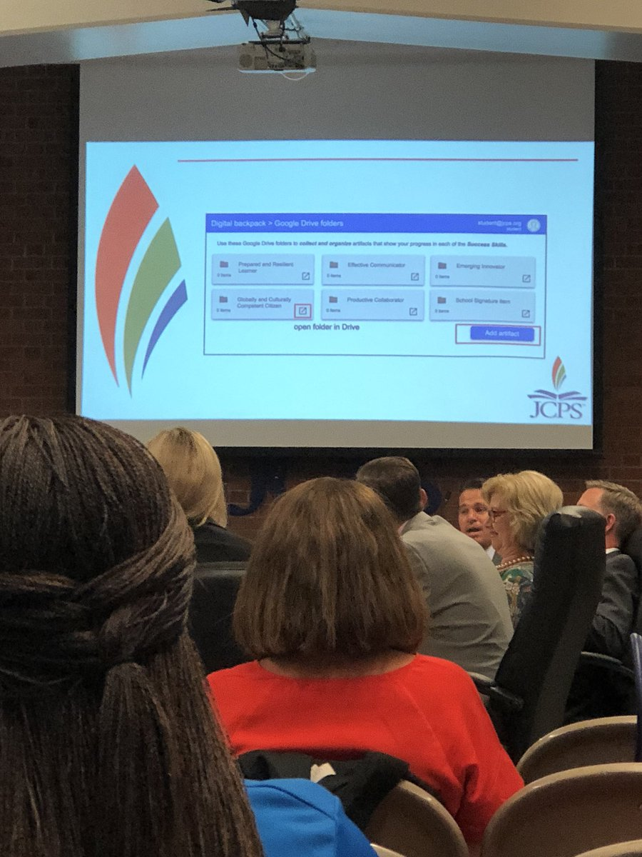 Google Edu will partner exclusively with @JCPSKY to help them create their digital backpack app!