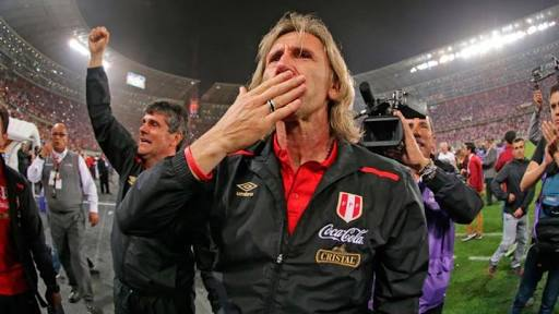 Joanna Boloña's photo on Ricardo Gareca
