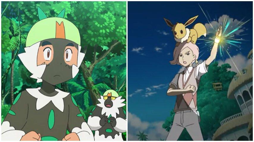 Pokémon, A Série: Sol & Lua - Ultra Aventuras
