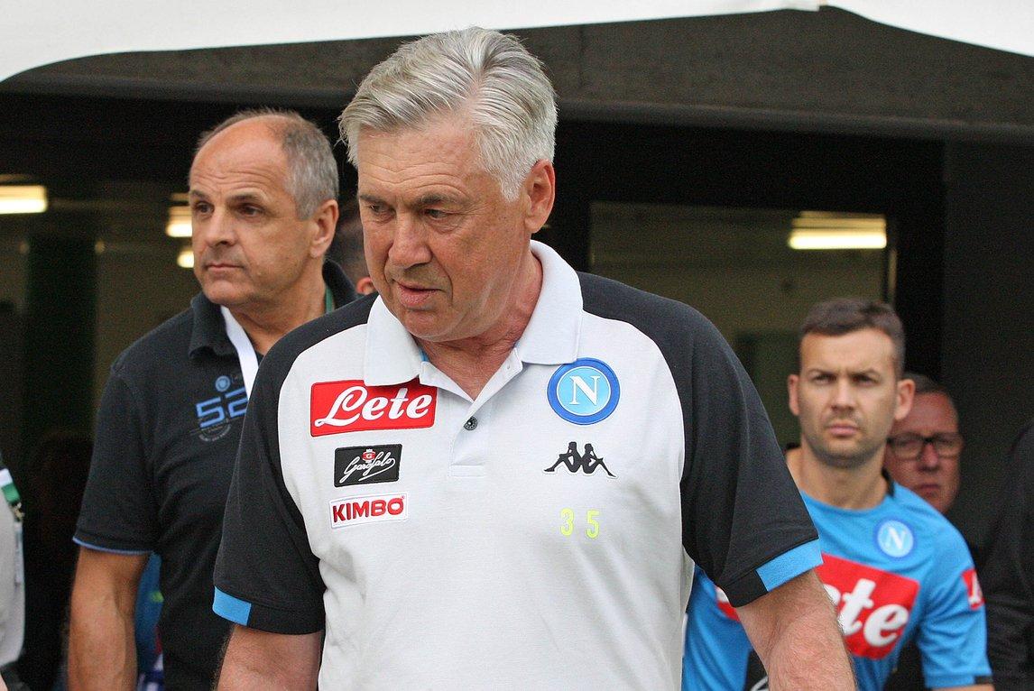 #Ancelotti su Malcuit: «Chiamero\